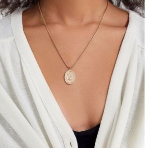 Coin Necklace from Urban Outfitters
